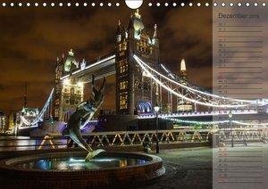 London (Wandkalender 2016 DIN A4 quer)
