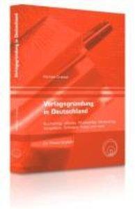 Verlagsgründung in Deutschland