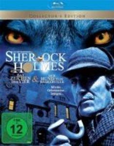 Sherlock Holmes - Im Zeichen der Vier & Der Hund von Baskerville