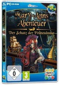 Mary-Anns Abenteuer: Der Schatz der Piratenbraut - Wimmelbild