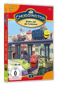 Chuggington 03: Räder auf die Schienen