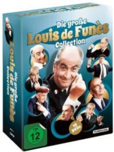 Die große Louis de Funès Collection