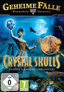 GF: Sandra Flemming Chronicles-Crystal Skulls