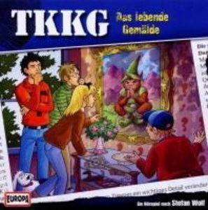 TKKG 171. Das lebende Gemälde
