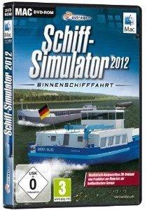 Schiff-Simulator 2012 - Binnenschifffahrt Mac