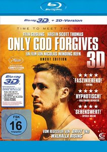 Only God Forgives 3D