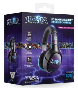 Turtle Beach Wired Stereo Gaming Headset Heroes of the Storm
