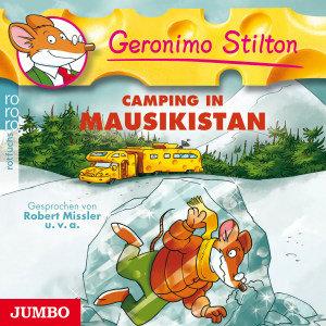 Geronimo Stilton: Camping In Mausikstan (Folge 12)