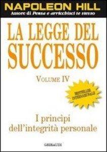 La legge del successo