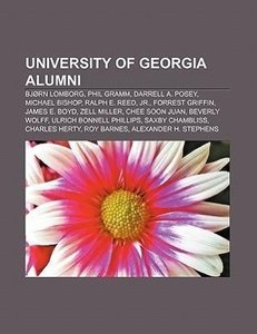 University of Georgia alumni
