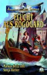 Abenteuer-Spielbuch in Ulldart 02. Flucht aus Rogogard