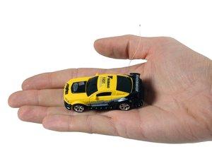 Revell Control 23524 - Mini RC Car V, gelb, Länge ca. 7 cm