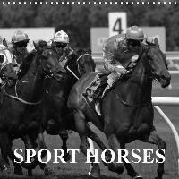 Passion Sport Horses (Wall Calendar 2015 300 &times 300 mm Squar - zum Schließen ins Bild klicken