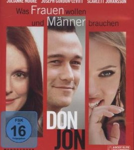 Don Jon-Blu-ray Disc