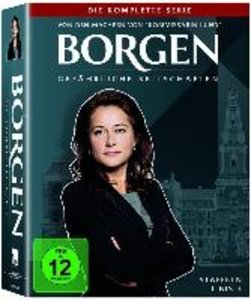 Borgen - Die komplette Serie: Staffeln 1-3
