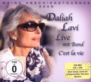 C'est La Vie-Live (Fan Box)