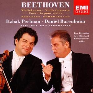 Violinkonzert/Romanzen 1+2