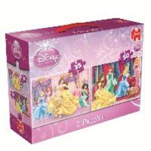 Disney Princess Belle - Duo Puzzle