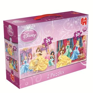 Disney Princess Belle - Duo Puzzle