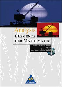 Elemente der Mathematik. Analysis. Qualifikationsphase. Berlin,