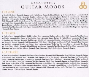 Absolutely Guitar Moods