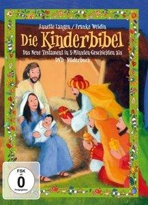 Kinderbibel: Neues Testament in 5 Minuten Stories