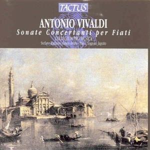 Sonate Concertanti Per Fiati
