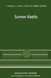 Summer Mastitis