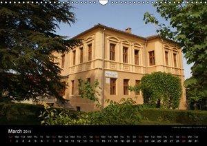 Monuments of Kosovo 2015 (Wall Calendar 2015 DIN A3 Landscape)