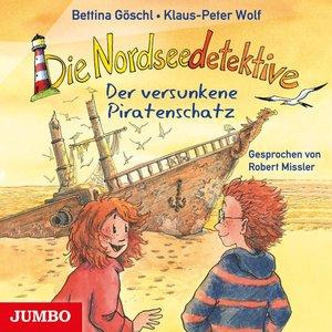 Die Nordseedetektive (5).Der Versunkene Piratensc