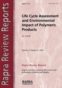 Life Cycle Assessment and Environmental Impact of Polymeric Prod