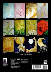 Engel, Feen und Elfen (Posterbuch DIN A4 hoch)