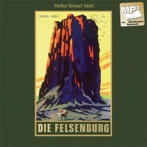 Die Felsenburg. MP3-CD