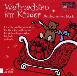 Weihnachten für Kinder (Geschichten und Musik)