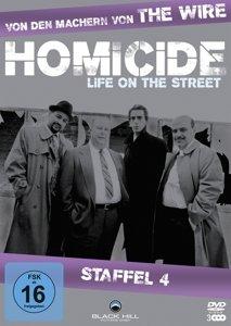 Homicide - Staffel 4