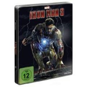 Iron Man 3. Metall Box