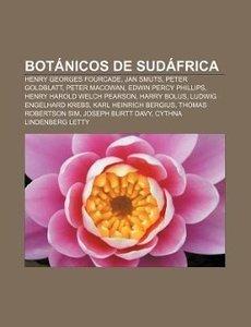 Botánicos de Sudáfrica