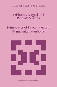 Symmetries of Spacetimes and Riemannian Manifolds