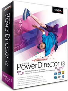 PowerDirector 13 Ultimate Suite