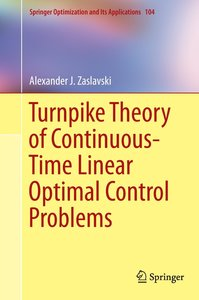 Turnpike Theory of Continuous-Time Linear Optimal Control Proble