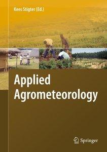 Applied Agrometeorology