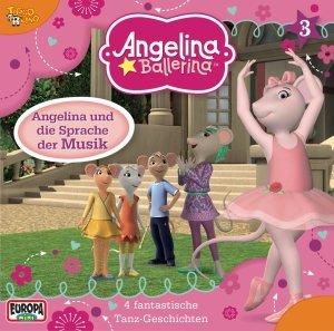 Angelina Ballerina 03. Angelina und die Sprache der Musik