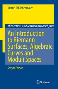 An Introduction to Riemann Surfaces, Algebraic Curves and Moduli