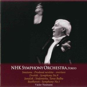Prodana nevesta-Overture/Sinfonie 9/Sinfoniet