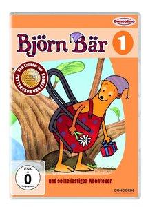 Björn Bär und seine lustigen Abenteuer 1 - DVD