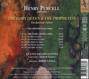 The Fairy Queen & The Prophetess