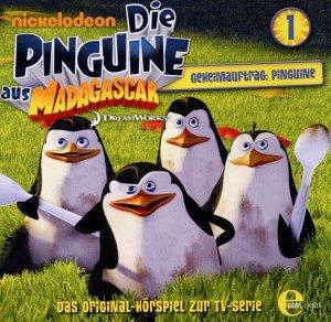 (1)HSP z.TV-Serie-Geheimauftrag:Pinguine