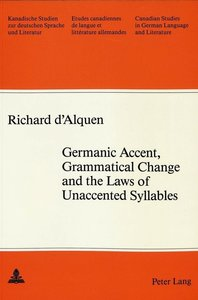 Germanic Accent, Grammatical Change and the Laws of Unaccented S