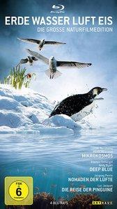 Erde Wasser Luft Eis