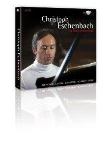 Christoph Eschenbach-The early recordings